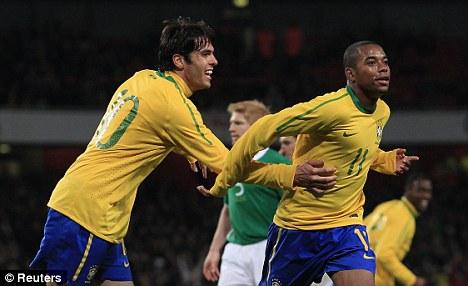 Brazil-ireland