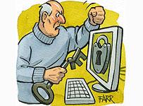 Pensions cartoon