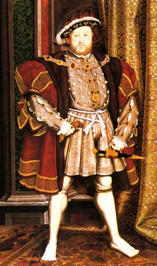 AY34353238HENRY VIII a Vict