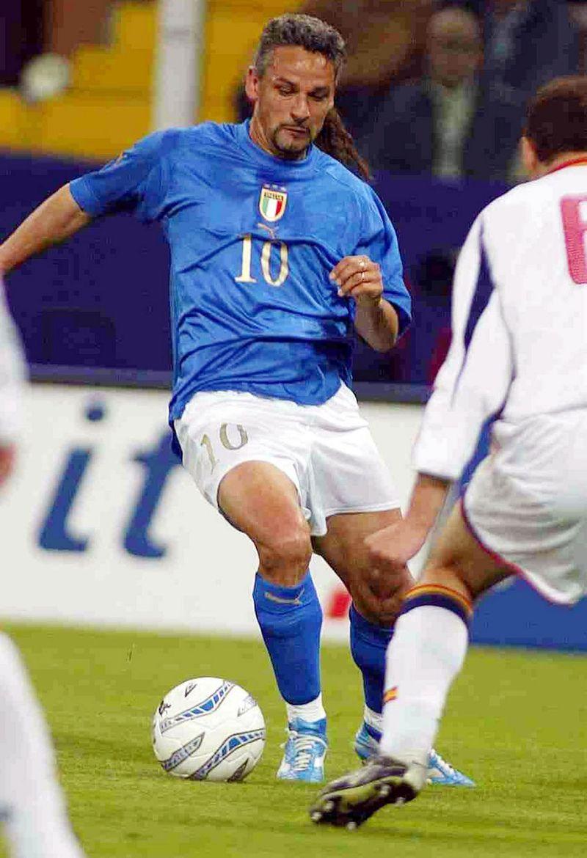 Baggio then