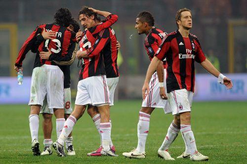 Milan cele