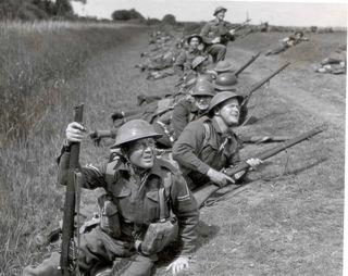 LI1710837FILM Dunkirk 1958