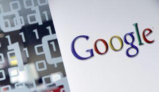 AY41549716The Google logo i