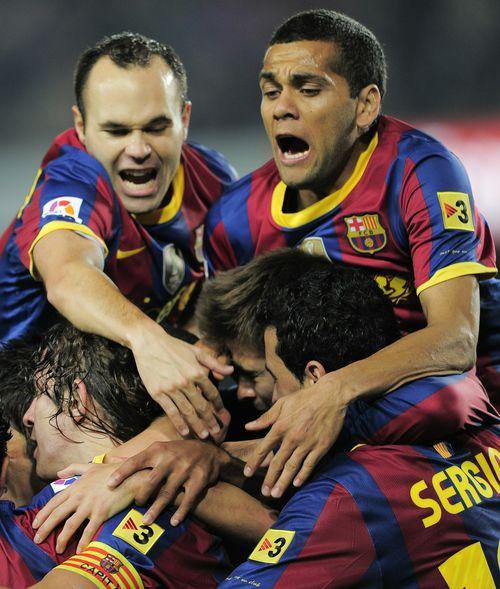 Barcelona cele