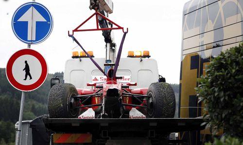 Fernando Alonso Belgium2