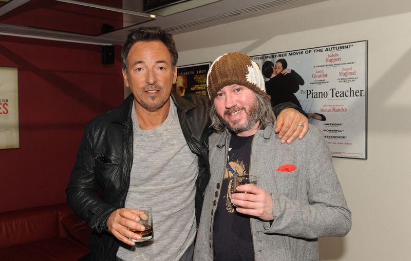 Bruce Springsteen and Damon Gough
