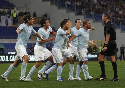 Angry Lazio