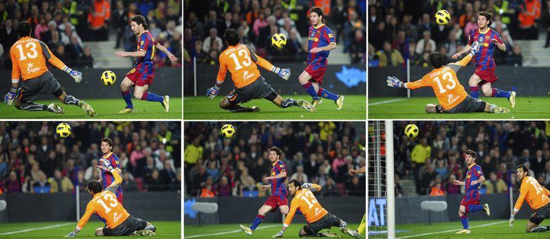 Messi dink