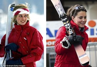 Diana ski