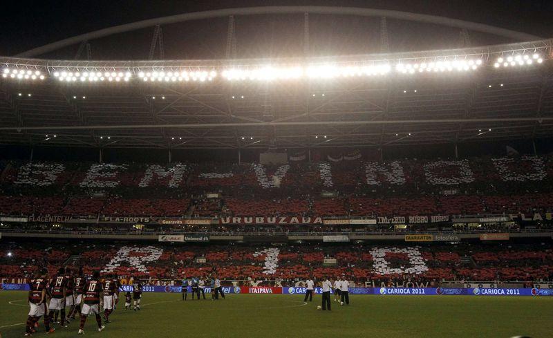 Ronaldinho tribute