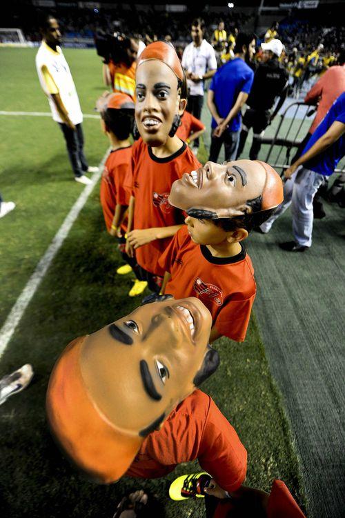 Ronaldinho tribute 3