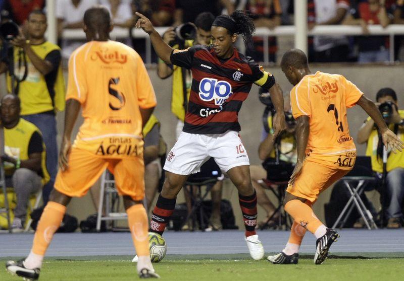 Ronaldinho skill