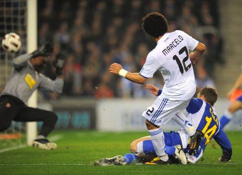 Marcelo goal