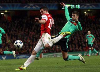 ArsenalVsBarca
