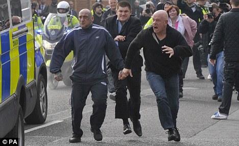 Mob in Swindon