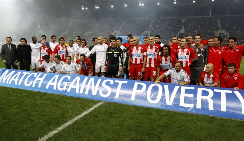 Match against poverty