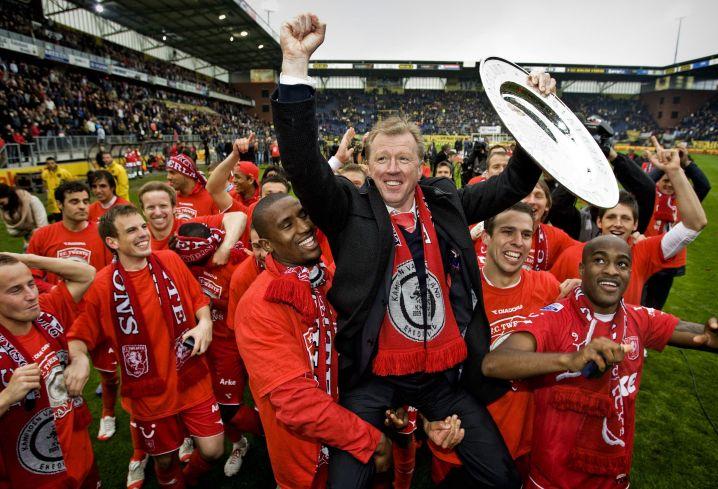 McClaren Twente