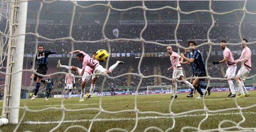 Pazzini goal