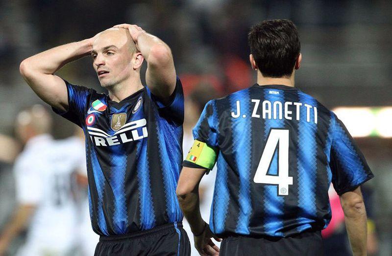 Inter dejected