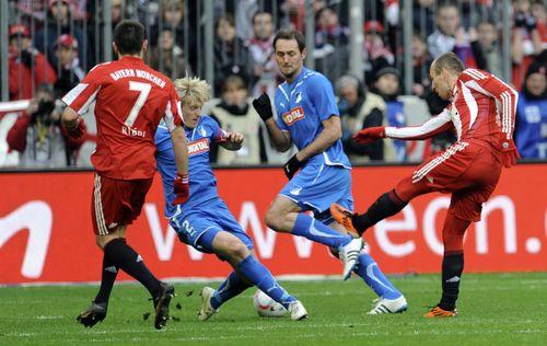 Robben goal