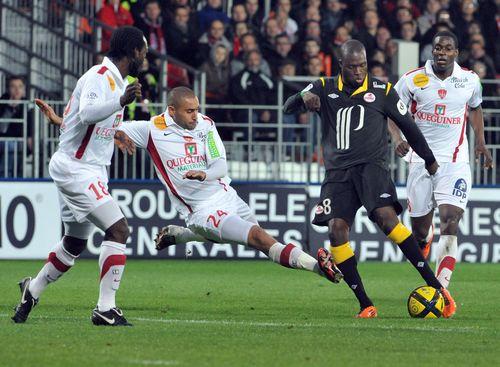 Lille goal