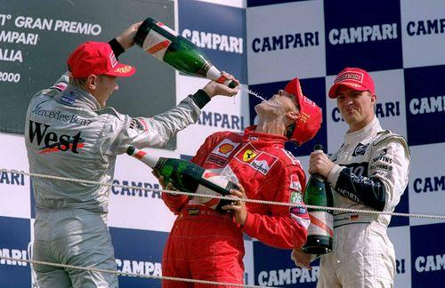 Schumacher Italy 2000