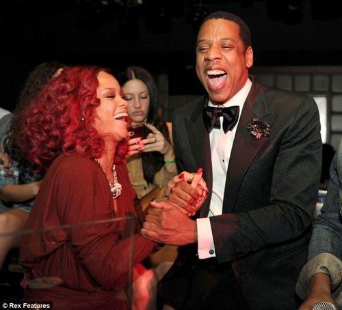 Rihanna jay z