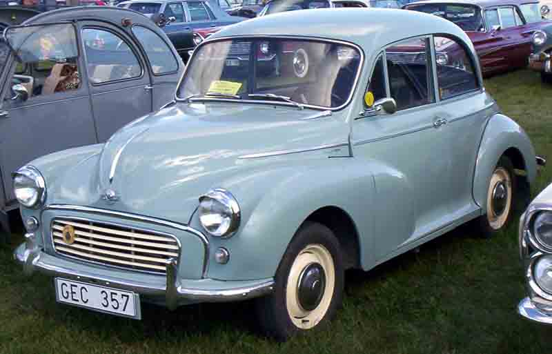 Morris_Minor_1000_1960