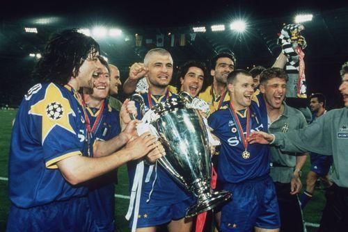 Champions League win