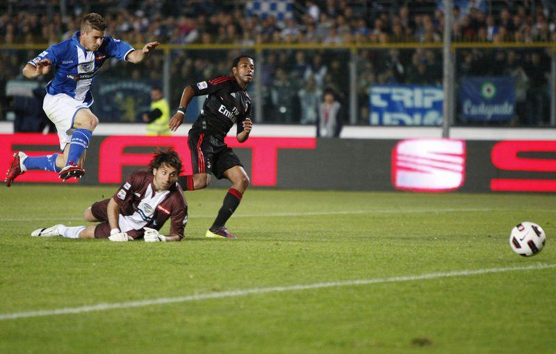 Robinho goal
