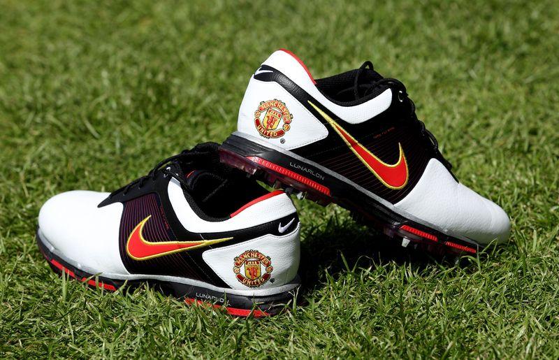 Man U shoes