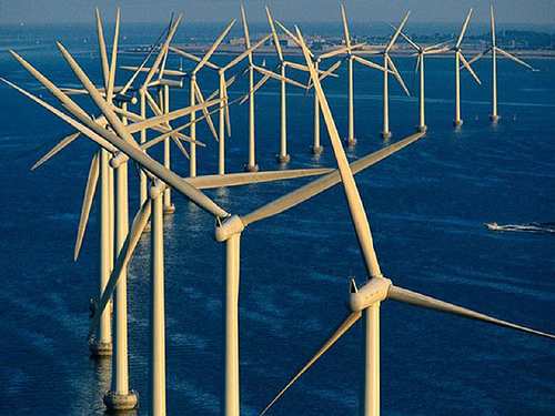 Offshore-windfarm
