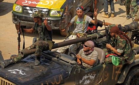 Libyan rebels