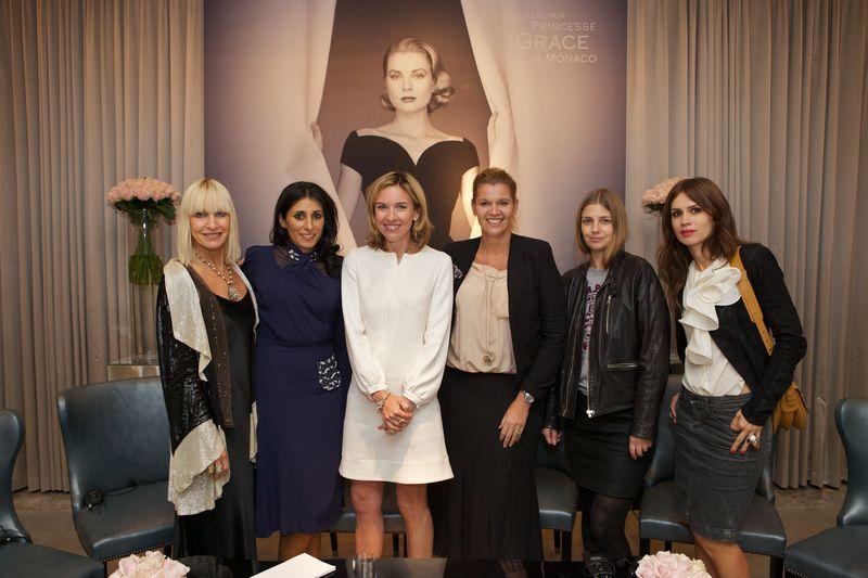 Panel - Montblanc 'Collection Princesse Grace de Monaco'