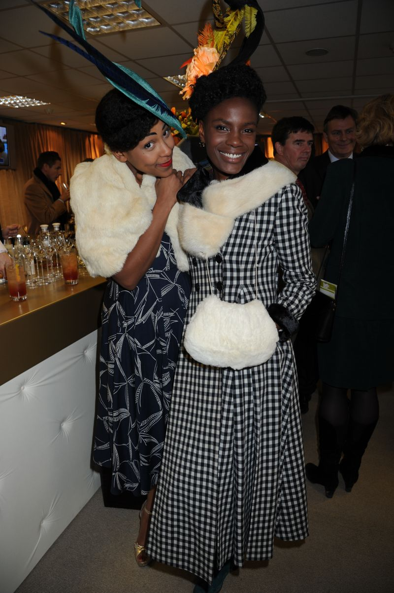 Shingai Soniwa at the 55th Hennessy Gold Cup (3)