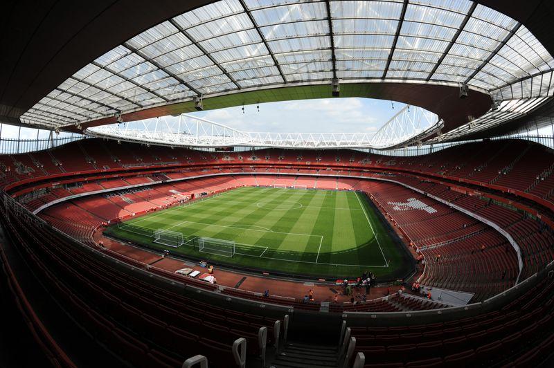 Emirates stadiuminterior