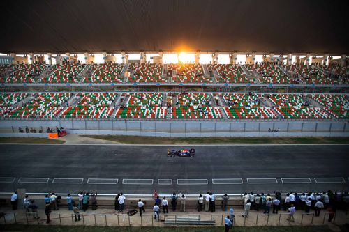 Indian Grand Prix: Will the Buddh International Circuit be ready for ...