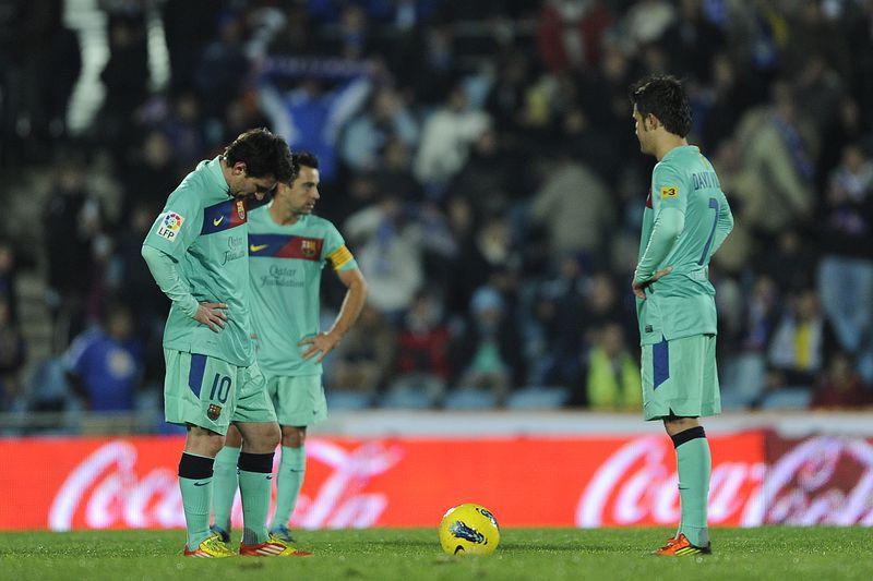Barcelona better