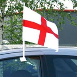 England-car-flag-
