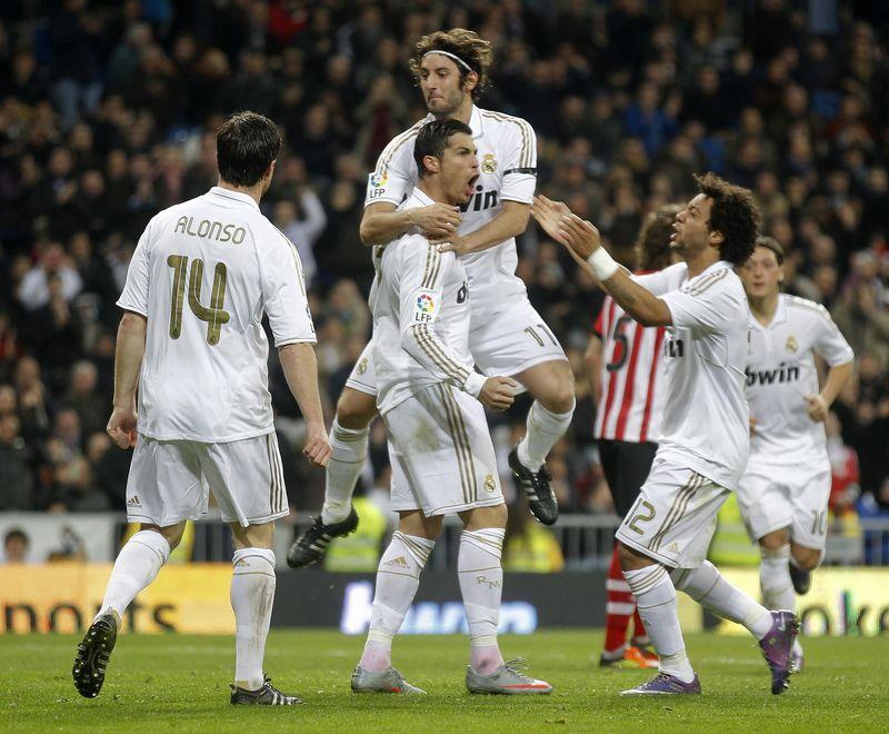 AY78427984Real Madrids Cris