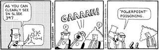 Dilbert powerpoint