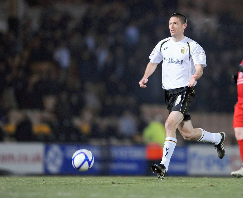 Gareth Owen Port Vale