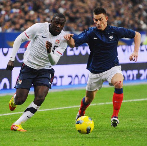 Koscielny France debut