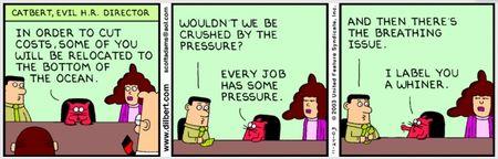 Dilbert job cuts