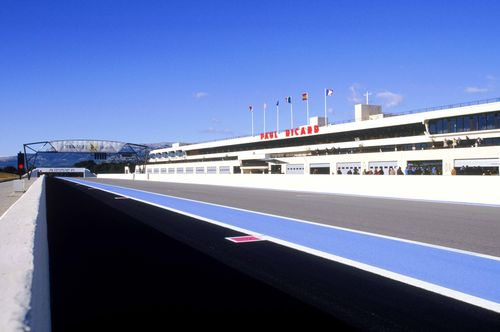 1Paul Ricard circuit in France