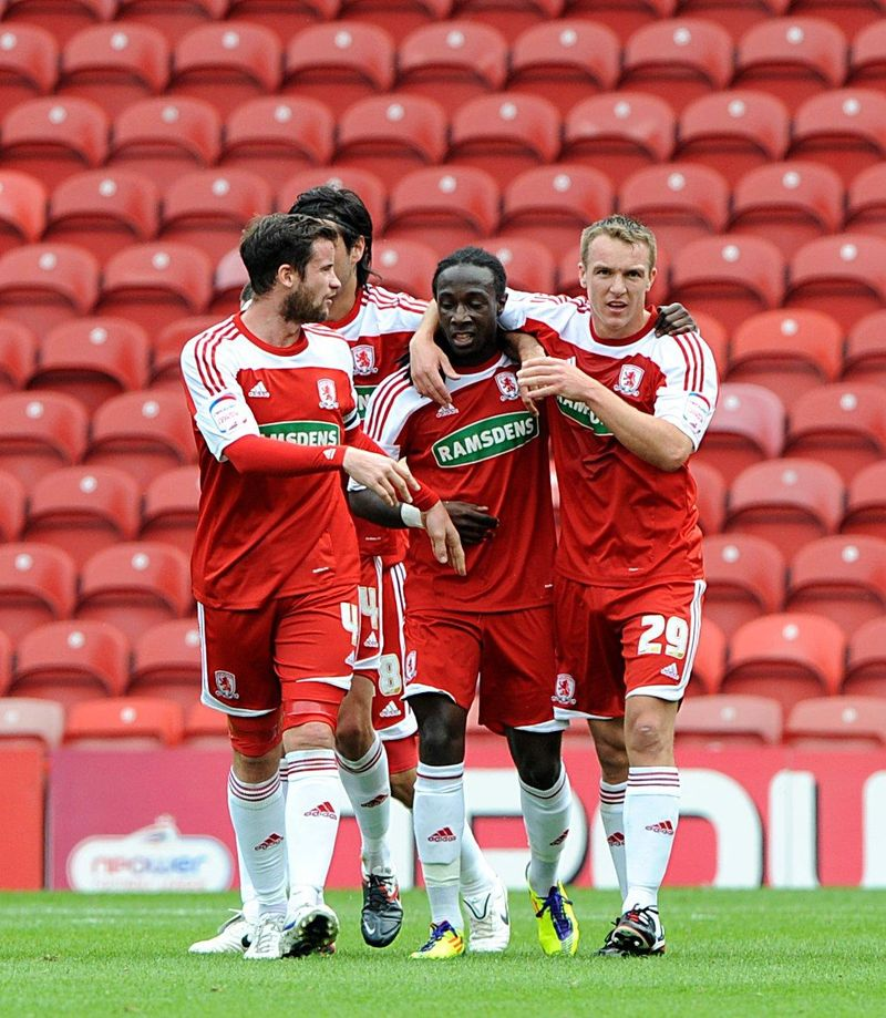 Middlesbrough cele2