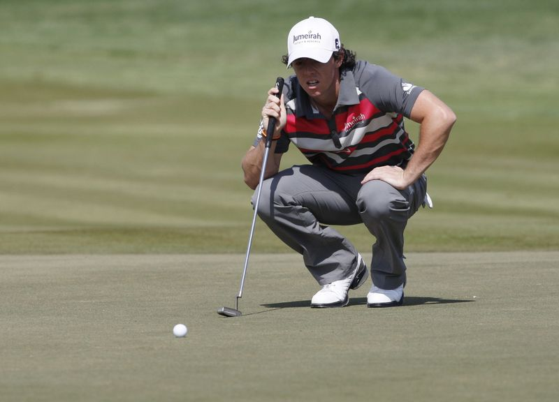 AY78833953Rory McIlroy of N
