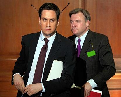 Miliband & Balls