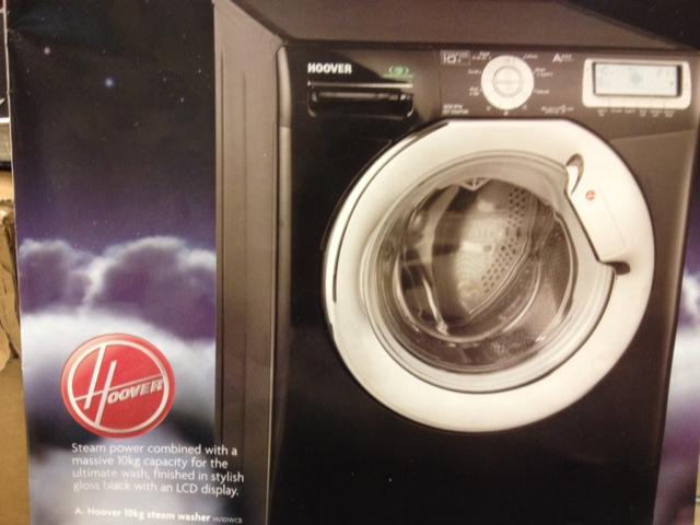 correct washing machine catalogue