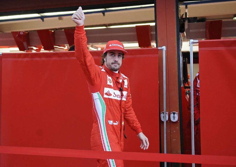 1Fernando Alonso